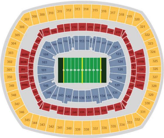 nfl football stadiums new york giants stadium giants ucf arena floor plan free home design ideas images