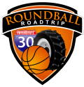 Roundball RoadTrip Logo
